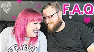 FAQ de couple : Vanessa et son amoureux / 2FILLESORDINAIRES