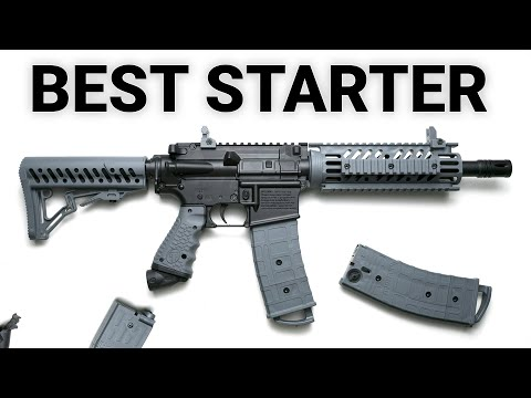 The Best Starter Paintball Guns In 2018 And 2019
