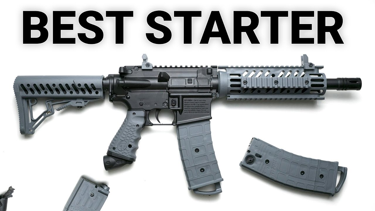 The Best Starter Paintball Guns In 2018 And 2019 Youtube