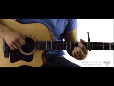 Yeah - Guitar Lesson and Tutorial - Joe Nichols