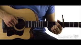 Yeah - Guitar Lesson and Tutorial - Joe Nichols