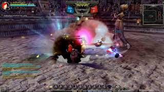 Dragon Nest INA 95 PVP KOF Althea Adept, Ripper, Gear Master, Defena, Smasher