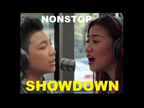 Morissette Amon x Darren Espanto Nonstop Showdown COMPILATION