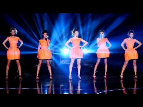 Girls Aloud perform 'Something New' - Children in Need 2012 - BBC One