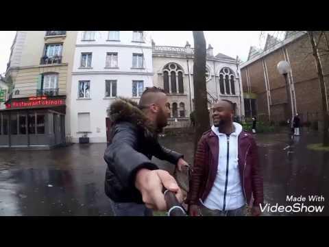 Hasnaoui les dz en France 3 حسناوي جزائري في فرنسا