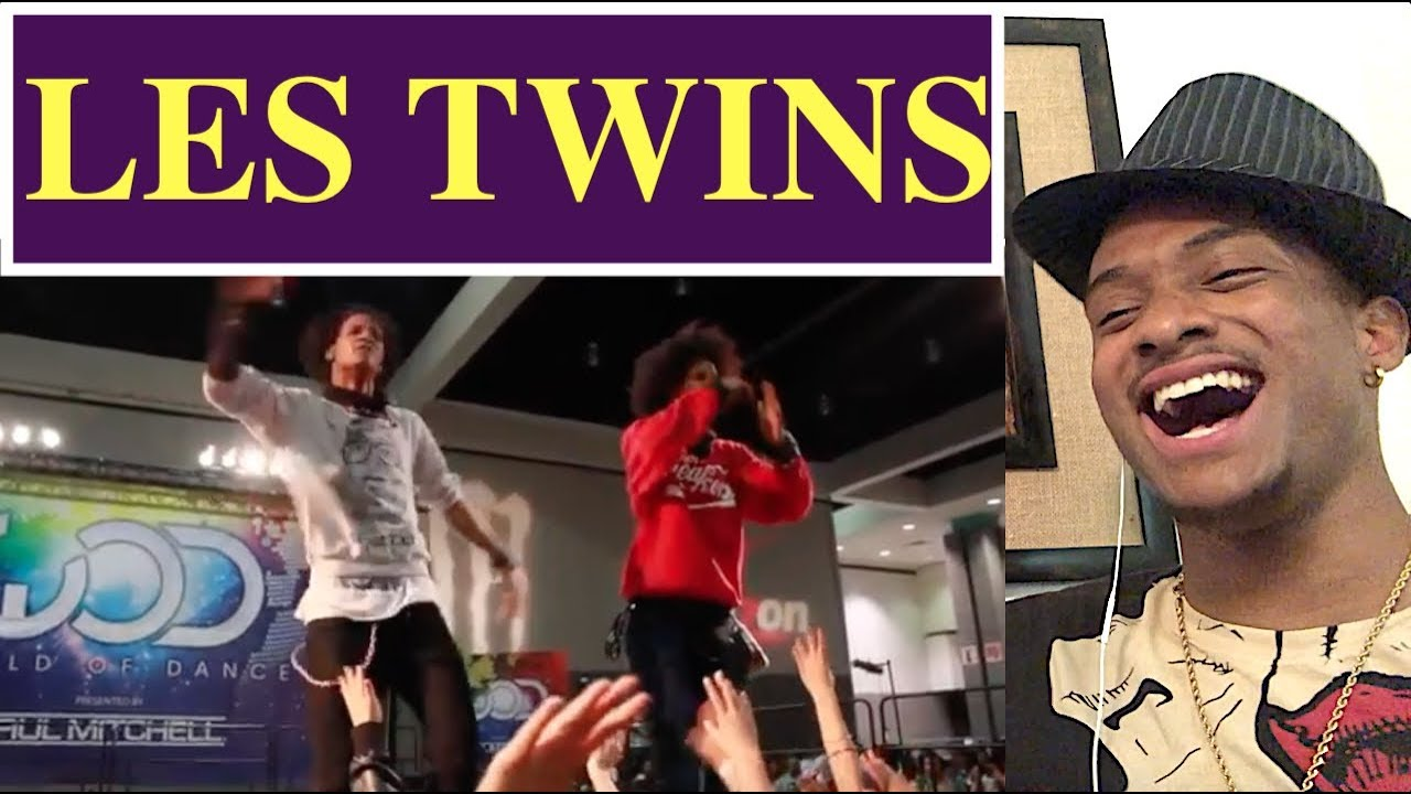 Les Twins | World Of Dance 2012 | - ALAZON REACTION EPI 470 #1