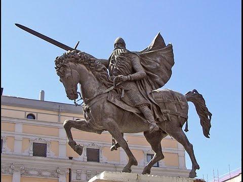 EL CID, RODRIGO DÍAZ DE VIVAR (Año 1043) Pasajes de la historia (La rosa de los vientos)