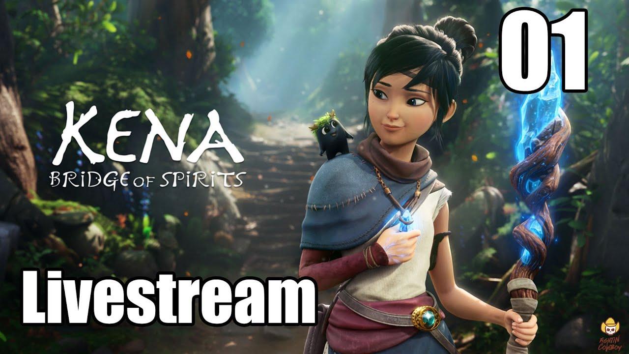 Download Kena: Bridge of Spirits - Livestream Part 1