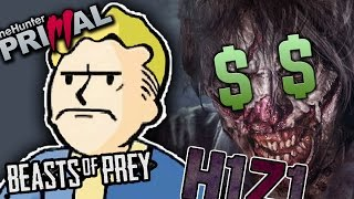GAMEPLAY TO DIE FOR! // Survival Games #2