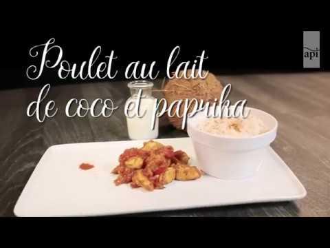 07-Poulet au lait de coco et paprika