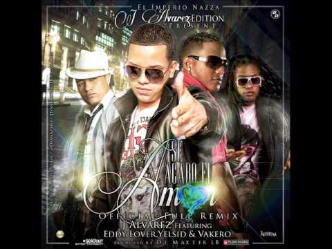 Se Acabo El Amor (Official Full Remix) - J Alvarez Ft Yelsid, Vakero & Eddy Lover (Dj Maxter LB)