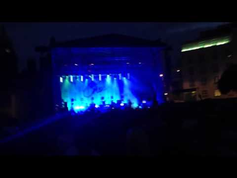 The Cribs City Of Bugs Leeds Millennium Square 2016
