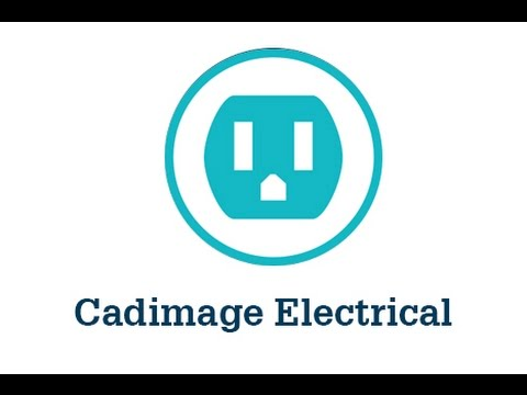 Introduction to Cadimage Electrical 2015