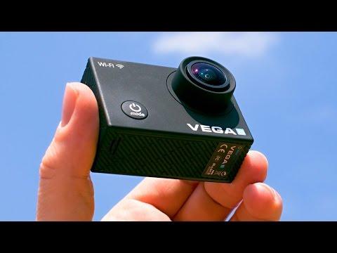 Niceboy Vega 5 - unboxing a videopohled na 4K akční kameru