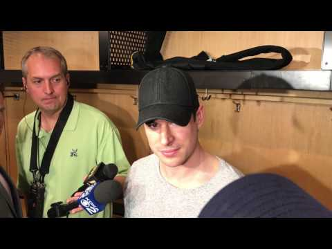 Crosby talks three-peat
