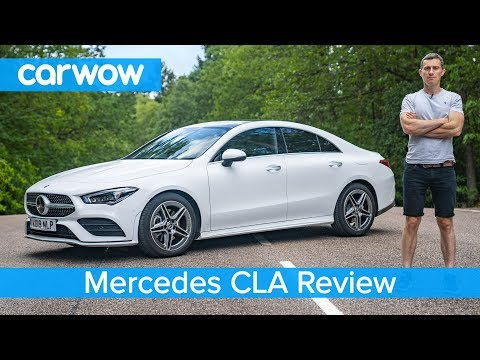 Mercedes CLA 2020 in-depth review | carwow Reviews