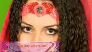 чёрные глаза(на дигорском).flv