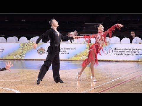 Oleg Chzhen - Alina Ageeva RUS, Rumba | WDSF International Open Latin