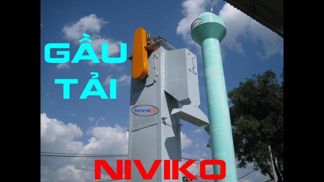 GẦU TẢI – BUCKET ELEVATOR