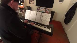 Outkast/Andre 3000 - She's Alive Piano Cover