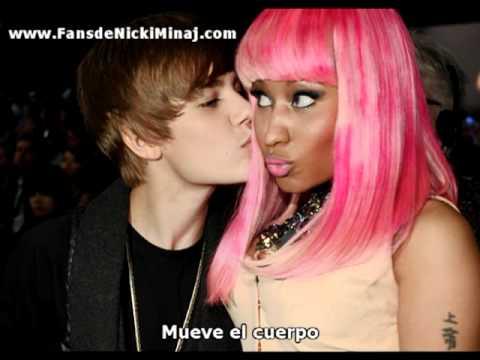 Justin Bieber feat Nicki Minaj - Beauty And A Beat ( Subtitulada en ...