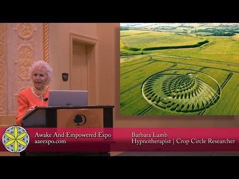 AAE tv | Evidence Of Extraterrestrial Communication | Barbara Lamb | 3.10.18
