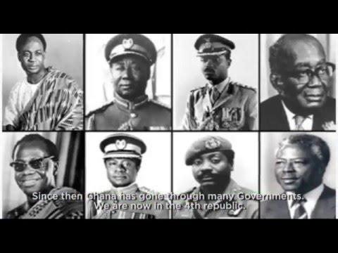 The meaning of  Ghana. History and Political independence of Ghana