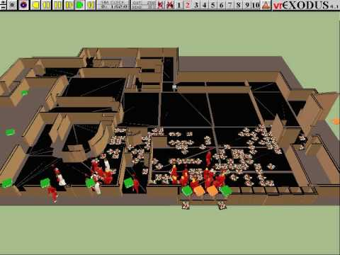 Simulation of the Rhode Island nightclub fire using buildingEXODUS V4.0 and SMARTFIRE V4.1