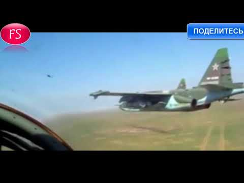 Трусливый побег F-22