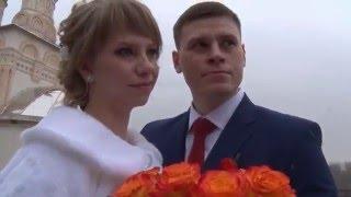 Клип свадьбы в Рязани 12.03.16