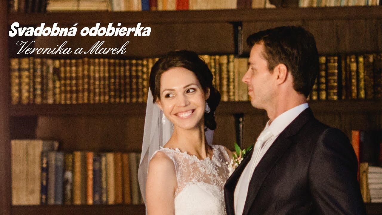 fdc578547 Svadobná odobierka - Veronika a Marek - YouTube