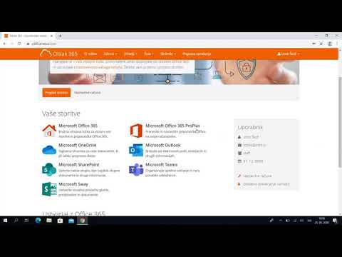 Microsoft Office 365 in Arnes