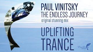 Paul Vinitsky - The Endless Journey [Vendace Records] {Uplifting Trance, Psylifting}