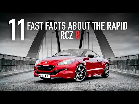 11 Fast Facts About The Rapid Peugeot RCZ R