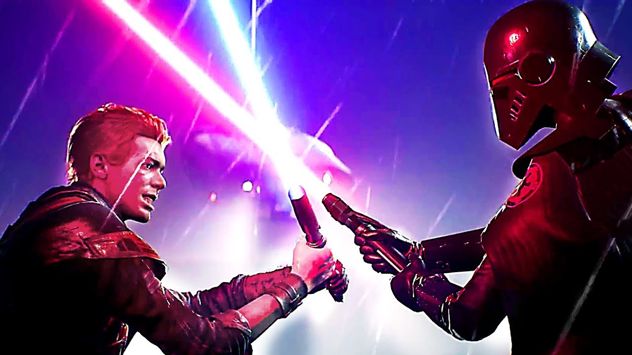 STAR WARS JEDI FALLEN ORDER Mission Mission Gameplay de Cal (2019) PS4 / Xbox One / PC + vidéo