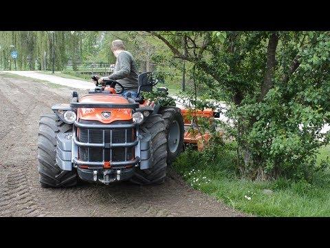 Antonio Carraro - Compact en speciaal tractoren
