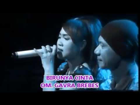 BIRUNYA CINTA  oleh OM  GAVRA Brebes -- lagu Dangdut Tekenal di Pesta Resepsi