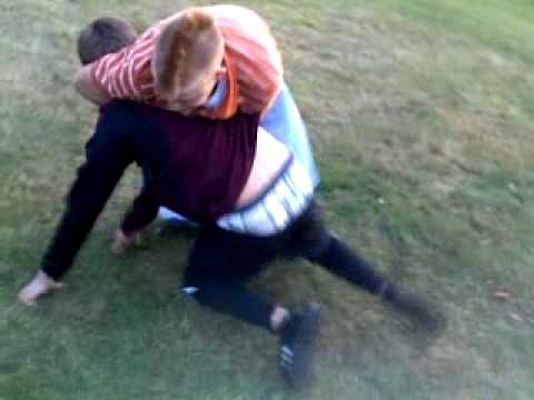 brians actual fight footage