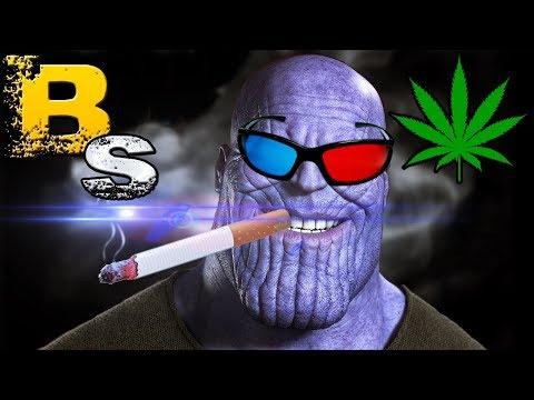 Rap do Thanos Brown (O Maconheiro) RapZoeira 4