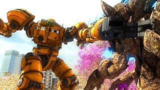 EARTH DEFENSE FORCE 5 Trailer (2018) PS4