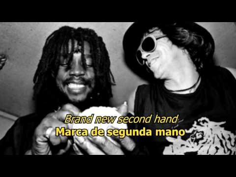 Brand new second hand - Peter Tosh / Bob Marley (ESPAÑOL/ENGLISH)