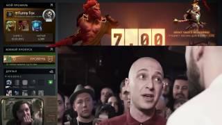 FunnyFox смотрит VERSUS #5 (сезон III): Oxxxymiron VS ST