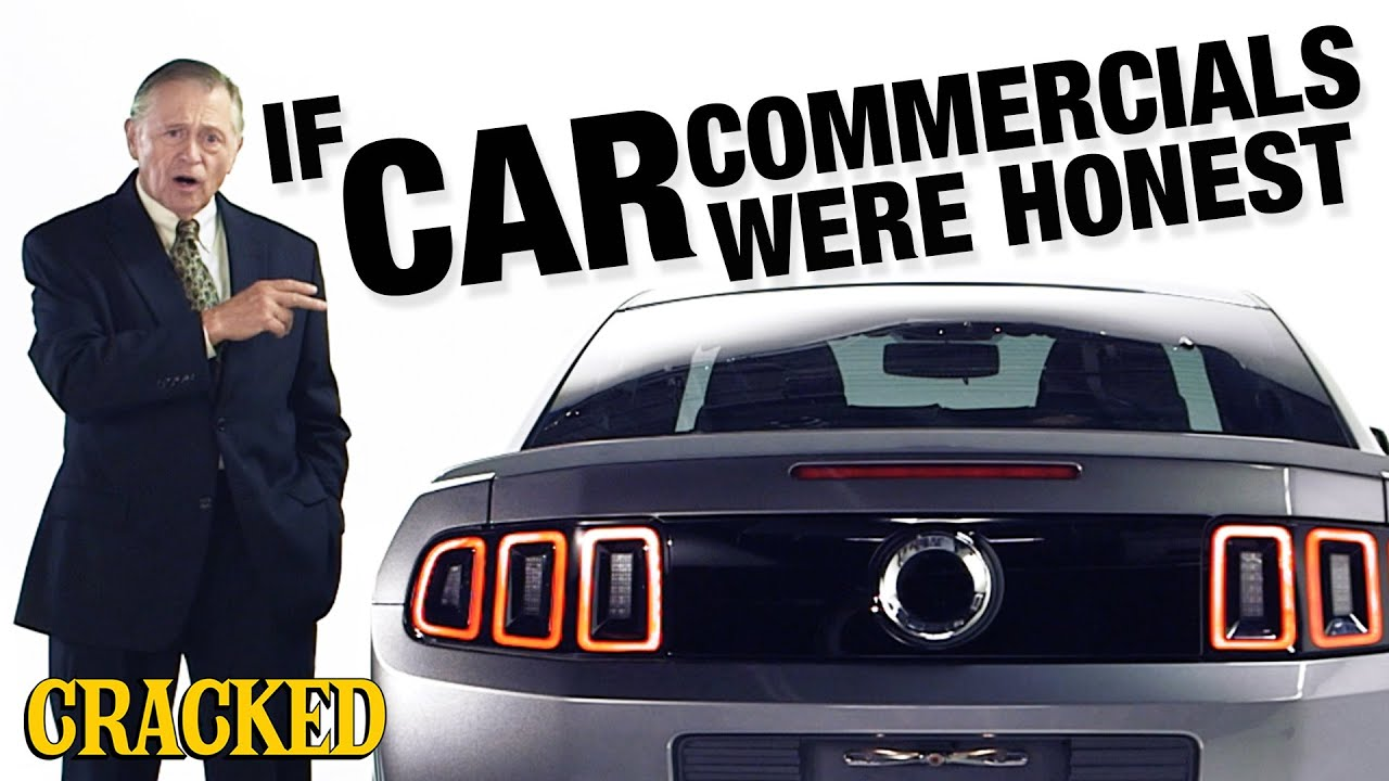 If Car Commercials Were Honest  Honest Ads BMW Ford Toyota