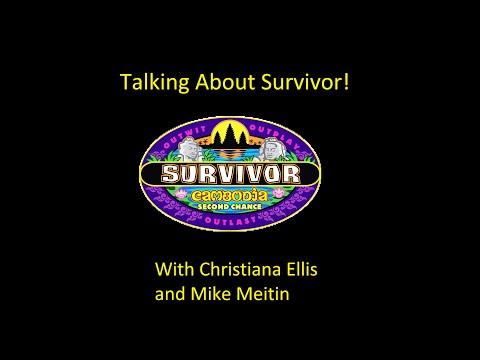 Talking About Survivor - Second Chance Finale!