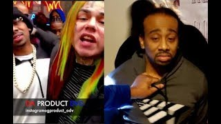 Ro Murder Stabbed 10 Times In Feds Cosigning 6IX9INE & Police Activity..DA PRODUCT DVD
