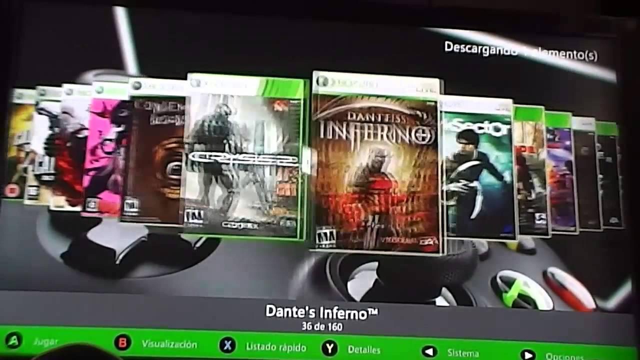 Descargar E Instalar Emulador Mame En El Xbox 360 Con Rgh Youtube