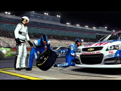 NASCAR '15 Victory Edition - Jimmie Johnson @ Charlotte Night |