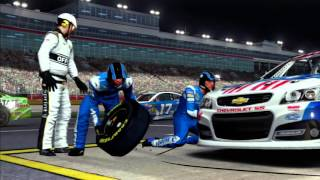 NASCAR '15 Victory Edition - Jimmie Johnson @ Charlotte Night