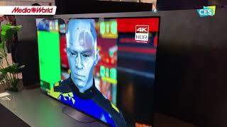 Sony rinnova i TV Master Series e lancia il TV 8K - CES 2019