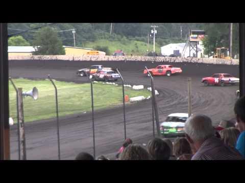Nielsen Racing Algona 7-19-14